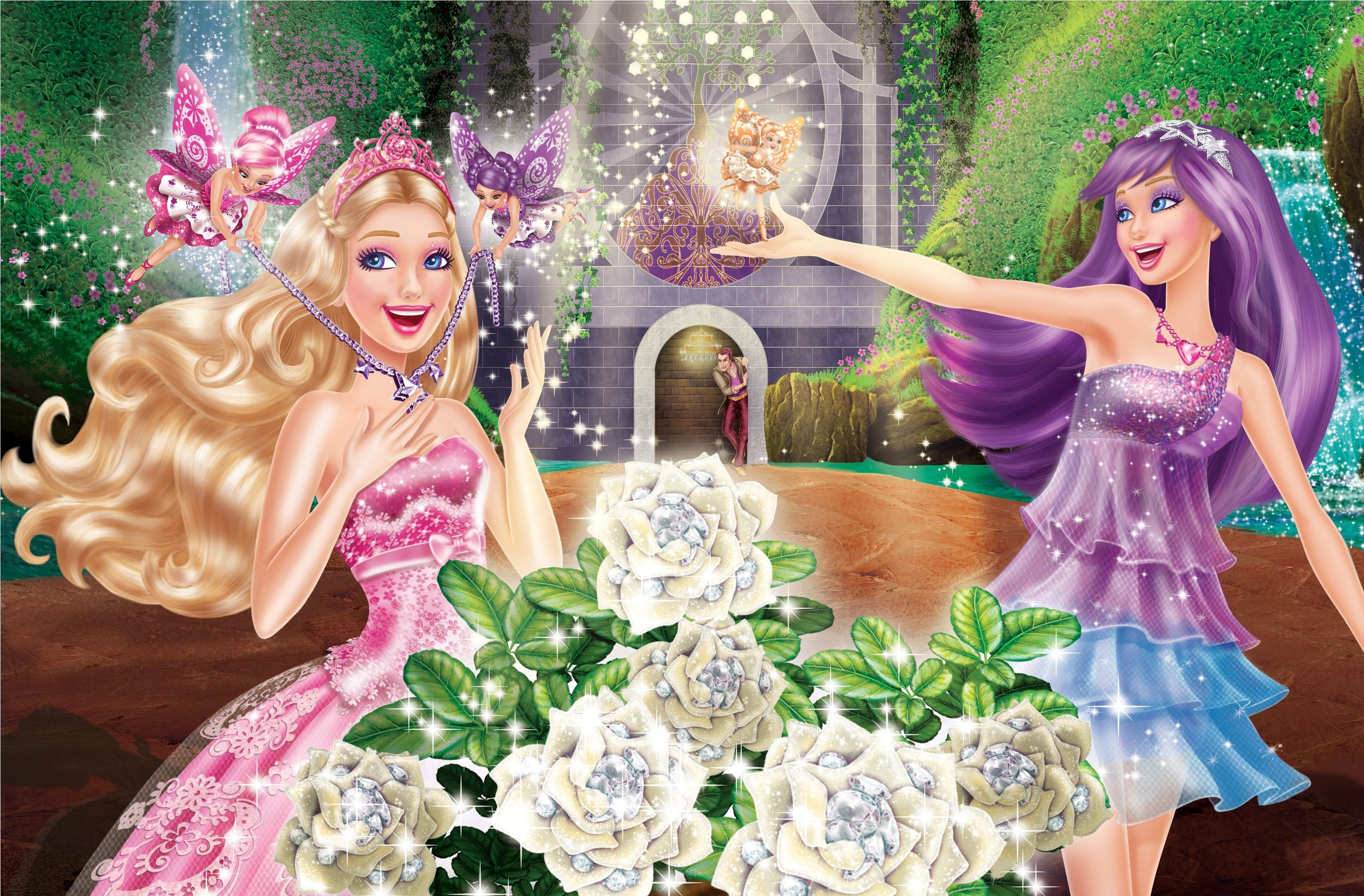 Barbie Wallpapers Free Download Free Barbie Barbie Princess Barbie Movies