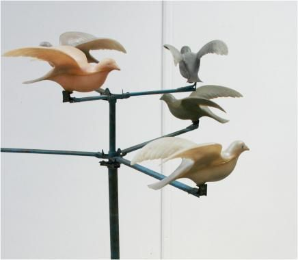 French Child's Pigeon Game