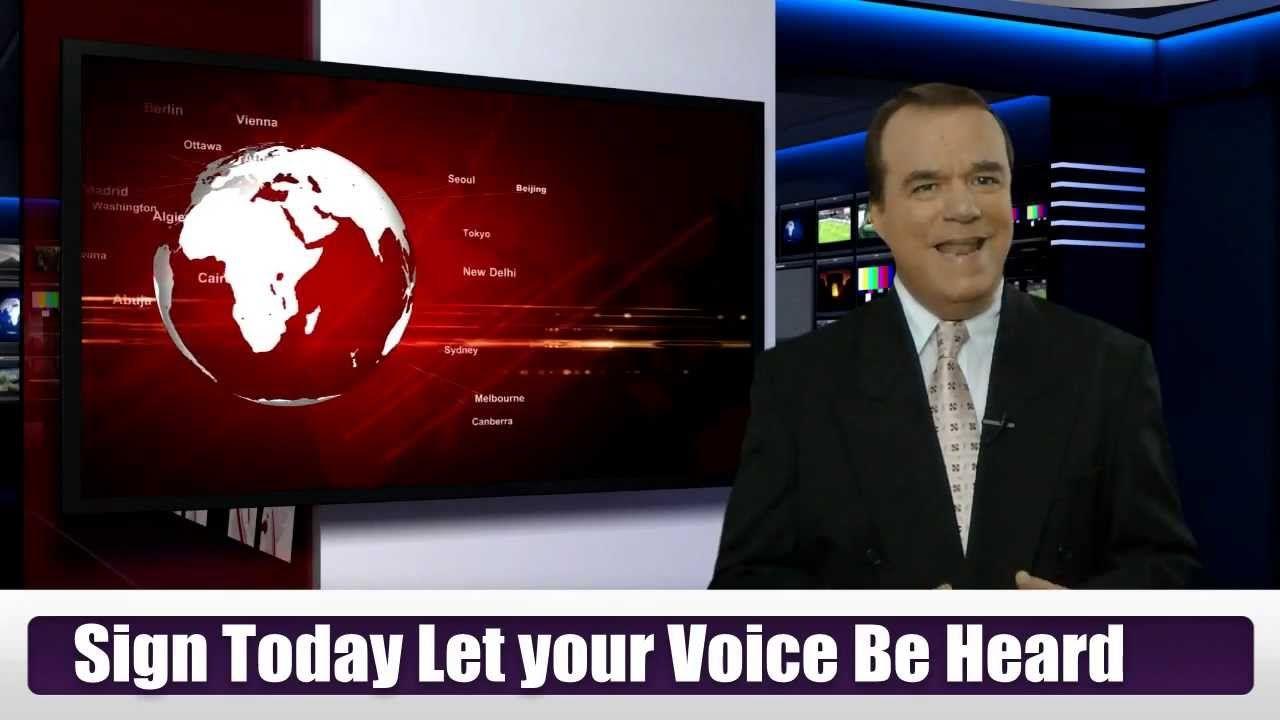 PETITIONING: NBC, ABC, CNN, CBS, NEWS CORP  AND FOX NEWS