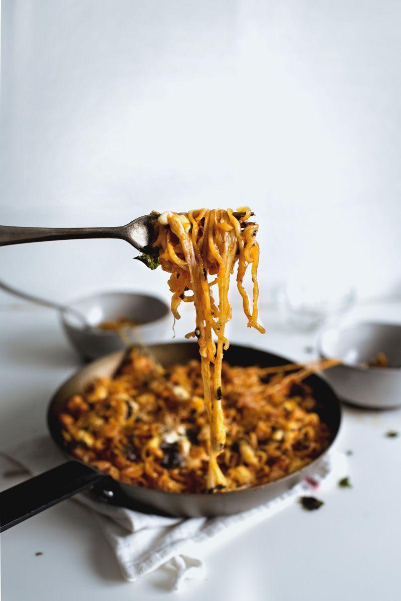 Chicken galbi ramen Recipe in 2020 Food, Savoury food