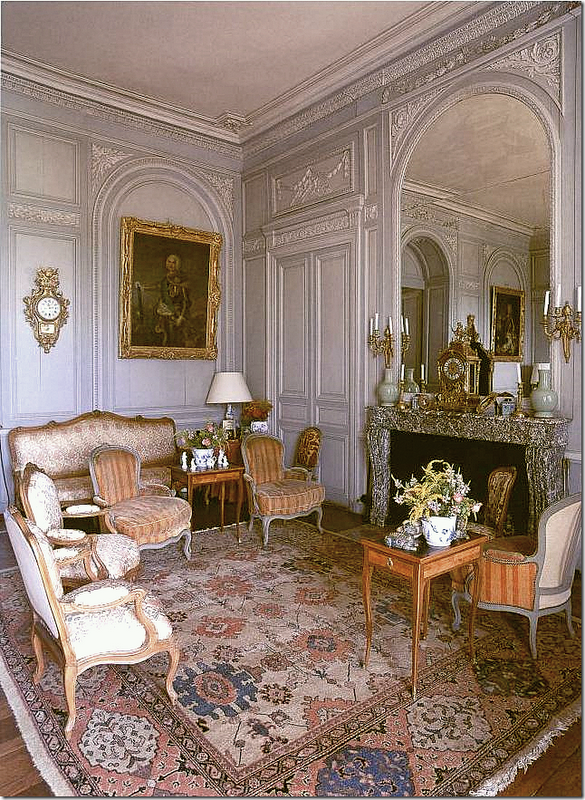 Chateau de Montgeoffroy: Same As It Ever Was | Chateaux ...