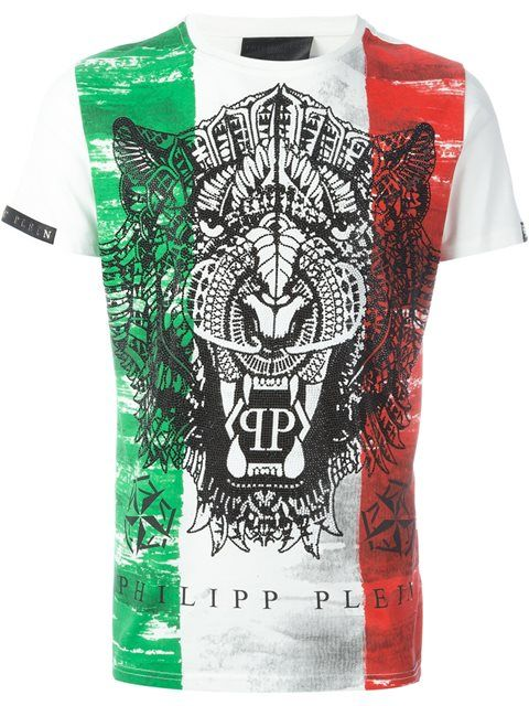 PHILIPP PLEIN  Italian Job  T-Shirt.  philippplein  cloth  t-shirt ... 7c02ce1270e24