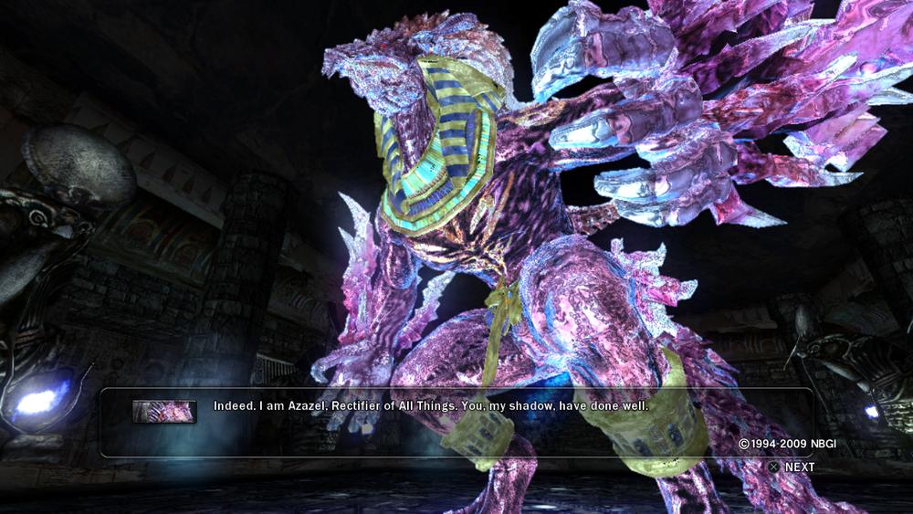Azazel   Tekken Wiki   FANDOM powered by Wikia   villains in