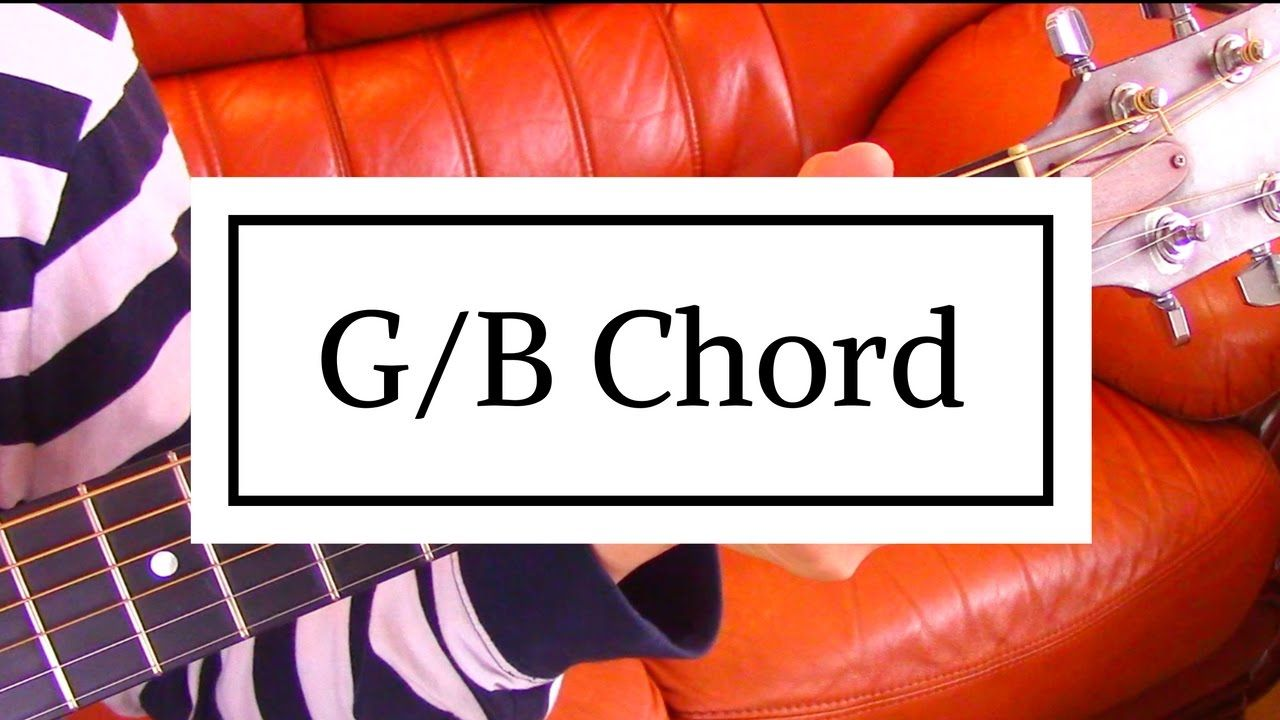 Gb Chord An Easy Guitar Chord To Learn Guitar Lessons