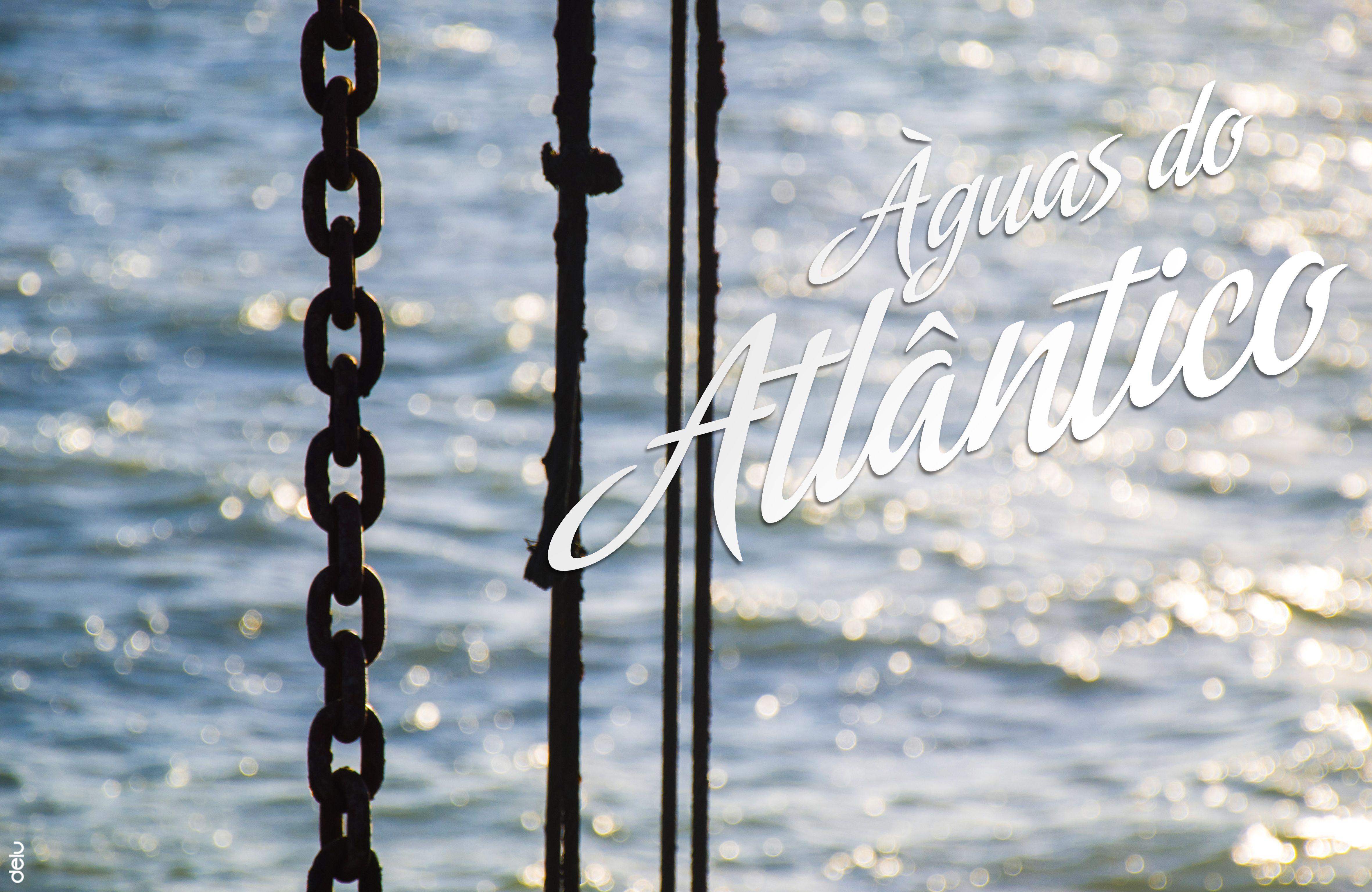 Águas do Atlântico - fotografia e contexto / delu