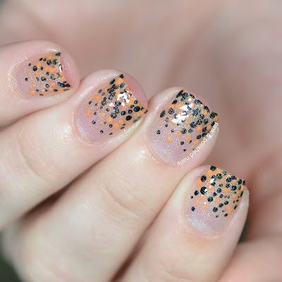 Pink & Polished: Halloween Mini Dotticure
