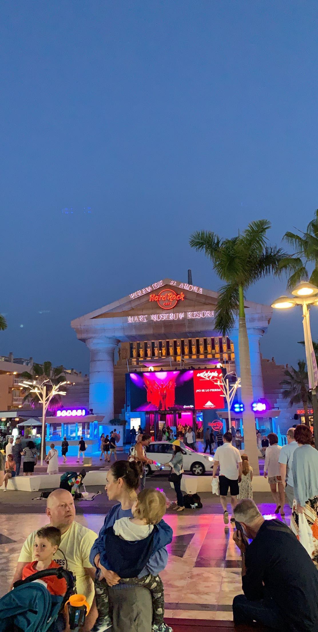 Hard Rock Cafe Tenerife Tenerife Hard Rock Hard Rock Cafe