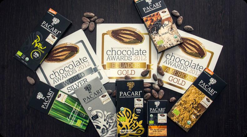 Los mejores chocolates #pacari