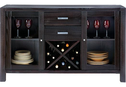 Picture Of City Villa Merlot Server From Servers Furniture Dining Room Server