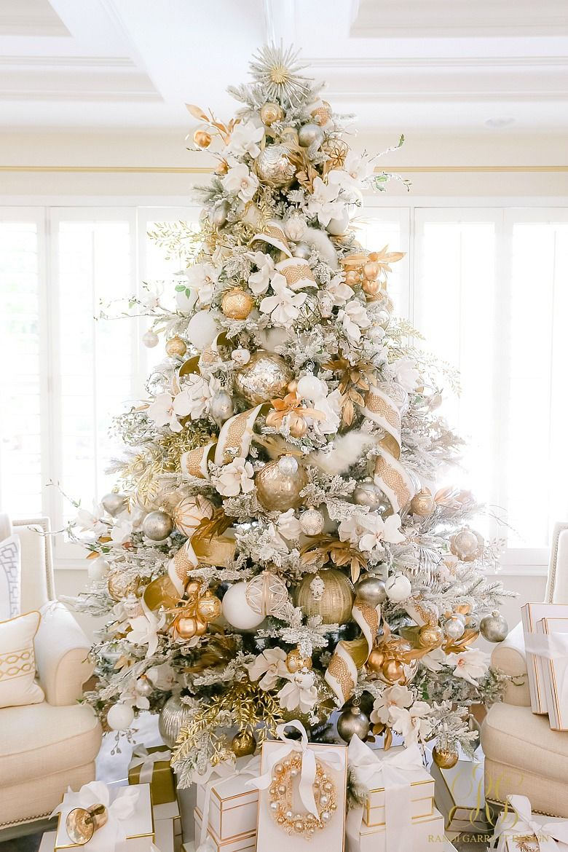 Create the perfect Christmas tree