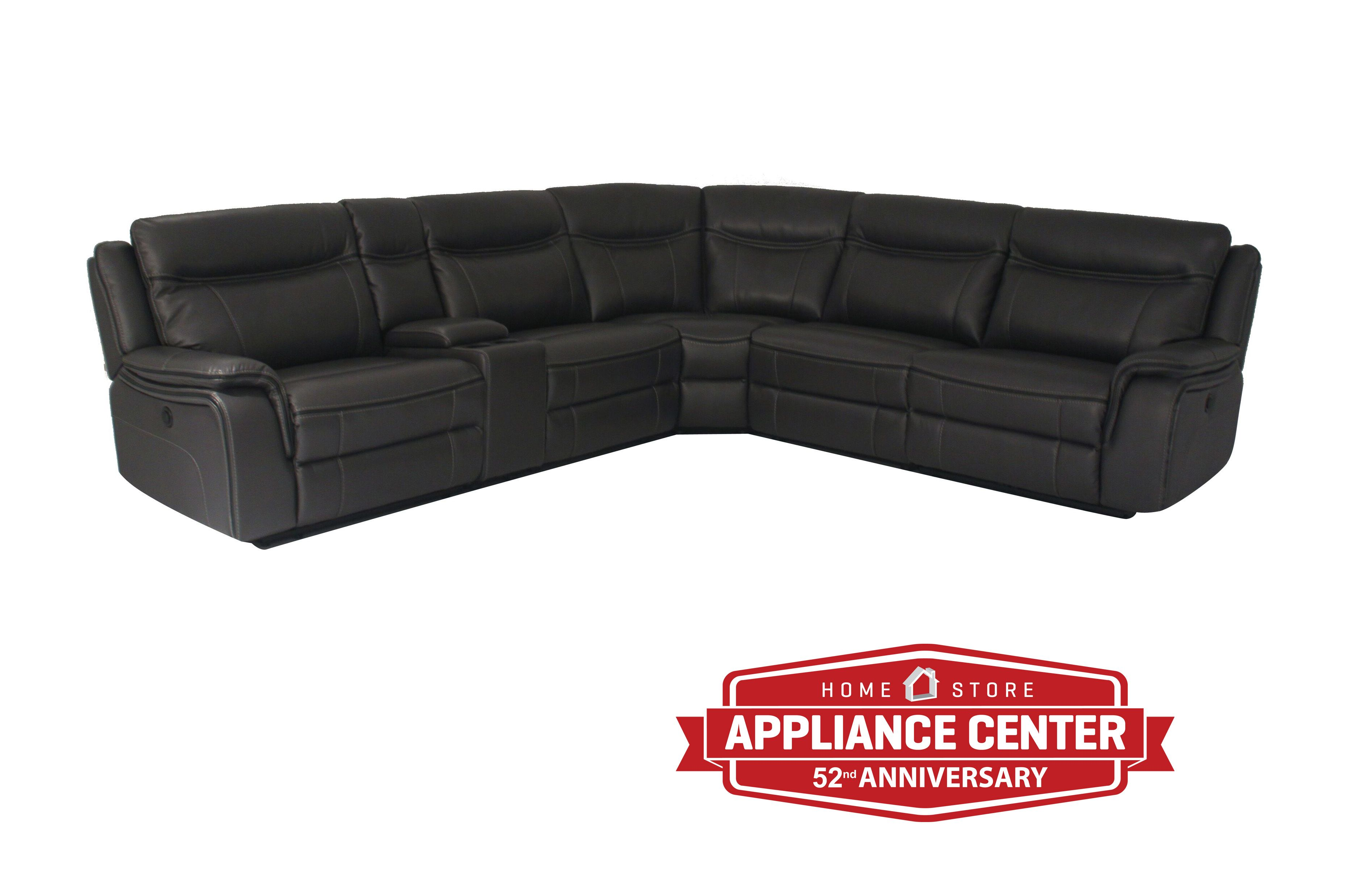 Fabulous A J Sectional Exclusively At Appliance Center Homestore Spiritservingveterans Wood Chair Design Ideas Spiritservingveteransorg