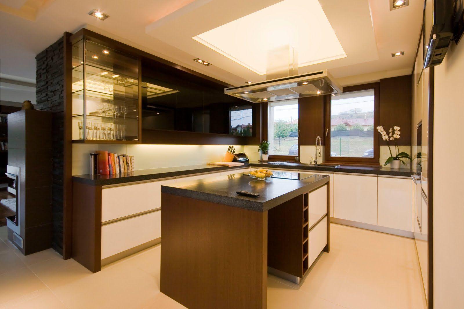 moderne ideen kuchenbeleuchtung, top ideen moderner küche beleuchtung für die schöne dekoration, Design ideen