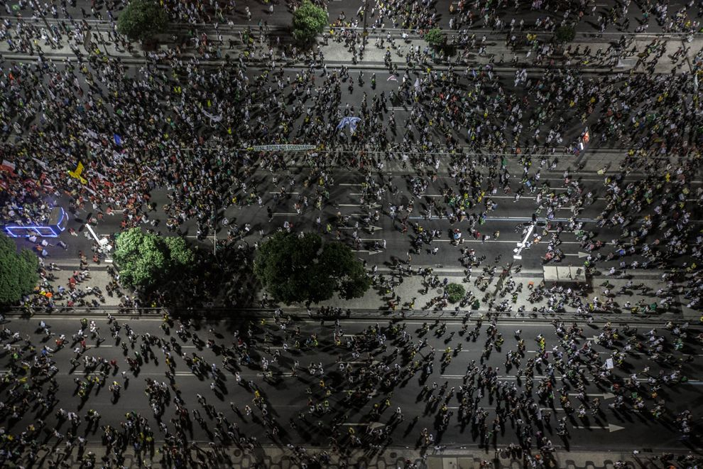Brazil June Protests And Demonstrations Social Pictures Brazil Protests Photo