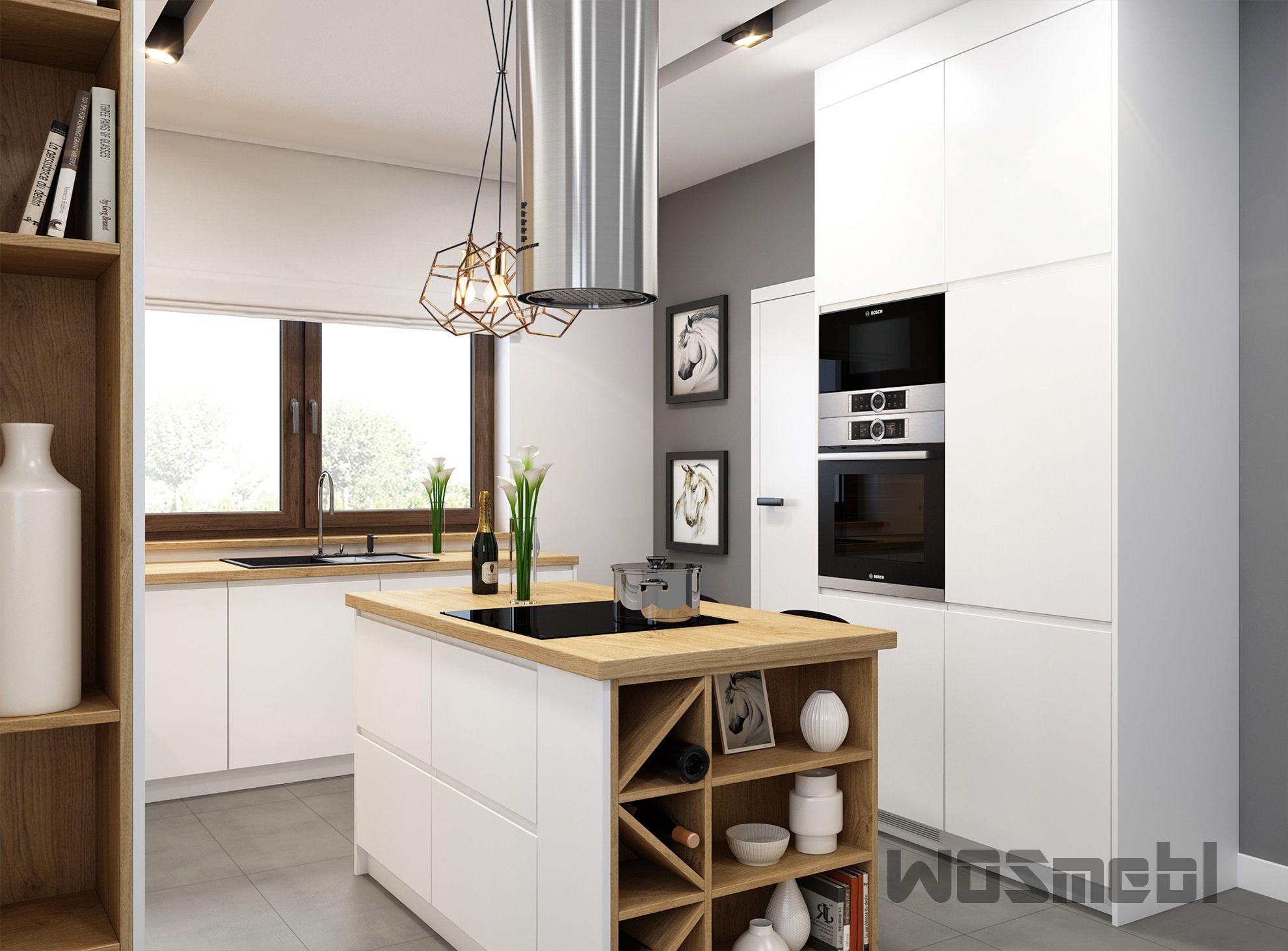 Realizacje Meble Kuchenne Na Wymiar Rzeszow Wosmebl Home Decor Home Furniture