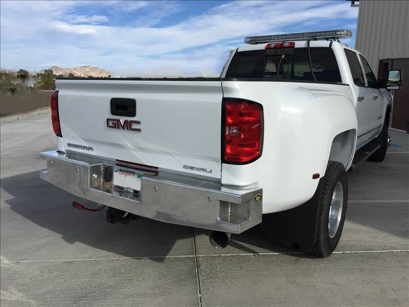 has your back | Rear Bumpers: Truck Defender | Trucks