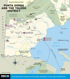 Belize   Map of belize, Belize travel, Belize city on map of roatan honduras port, map of ocho rios port, map of san juan port, map of antigua port, map of nassau port,