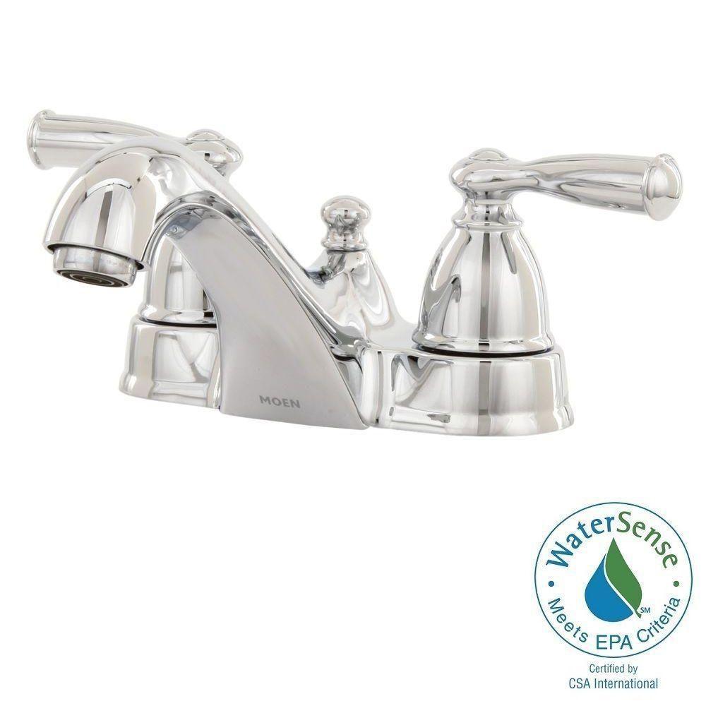 Handle Low Arc Bathroom Faucet