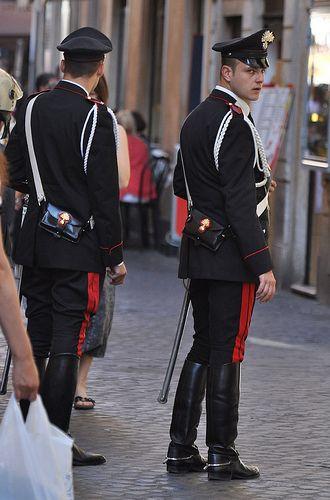 Italian Carabinieri 9 Men In Uniform Mens Fashion Suits Military Fashion