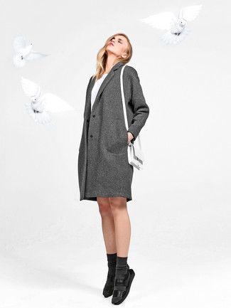 Mantel - Herren-Stil | Jacken nähen | Pinterest | Nähen ...