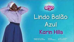 Carinha De Anjo Cadinho De Amor Karaoke Youtube Baloes Azuis