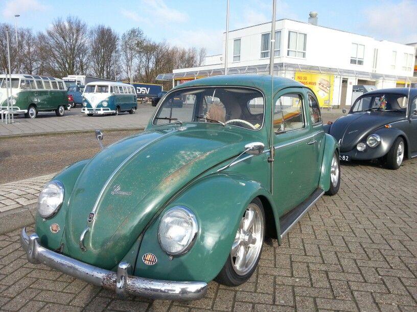 Pin Van Mike Op Volkswagen