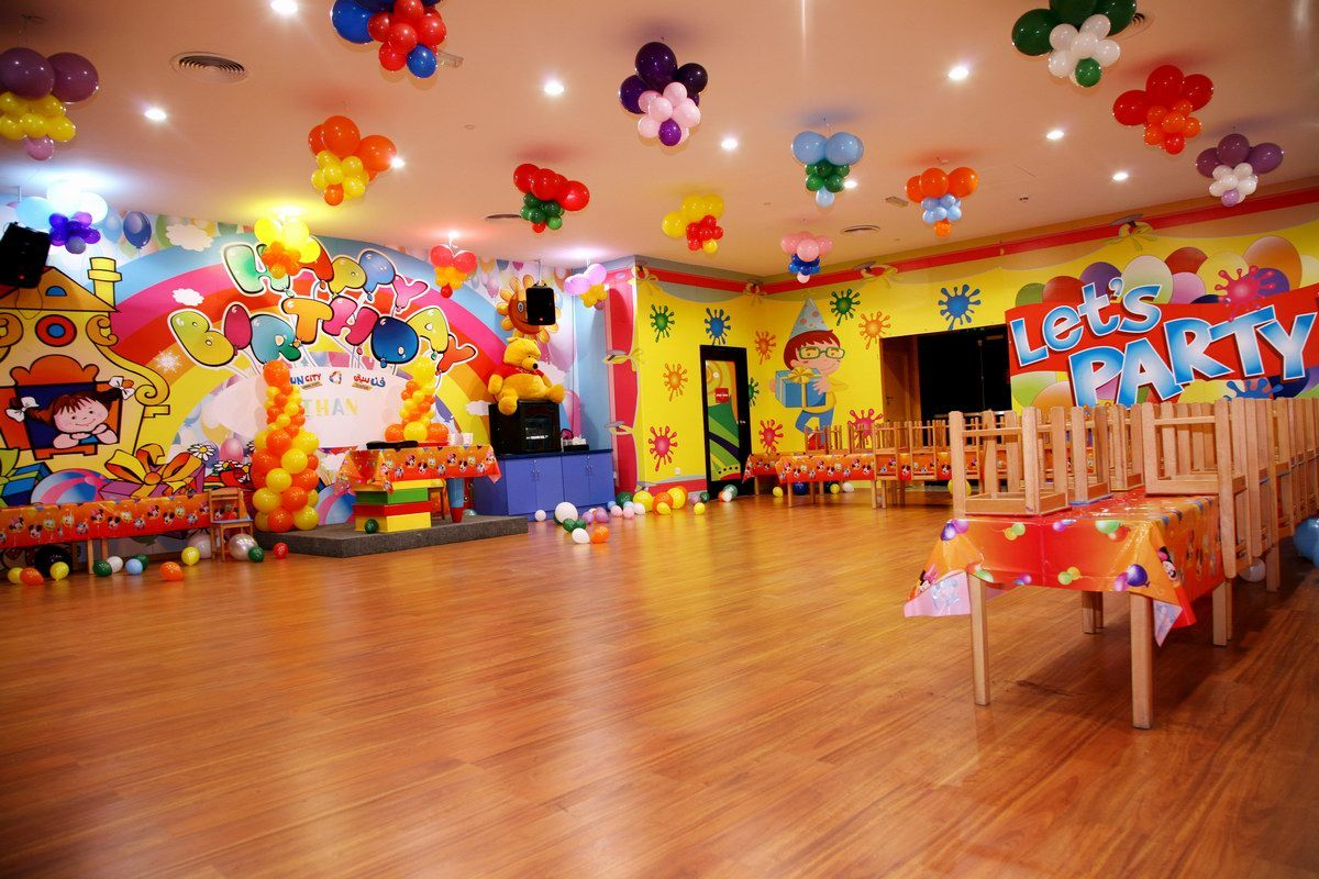 Fun Citys Birthday Party Hall Oasis Centre Dubai Book Your