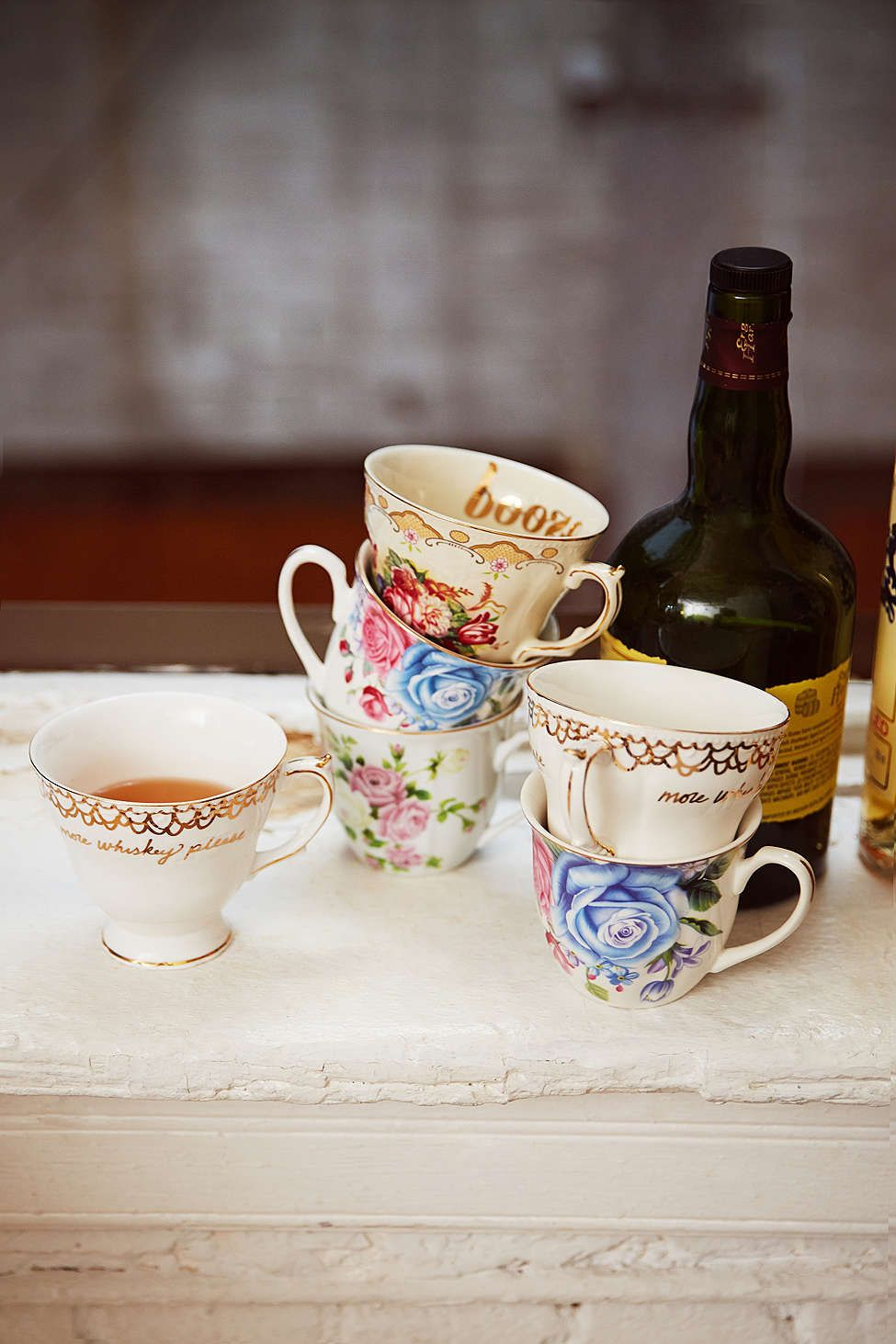 Cheeky Teacup Urban Outfitters Let39s Drink Tea cups