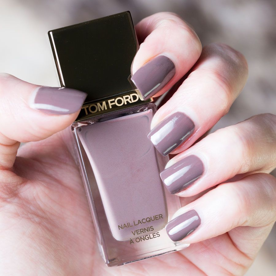 Tom Ford Black Sugar Nail Lacquer The Perfect Cool Colour That Goes With Almost Any Outfit