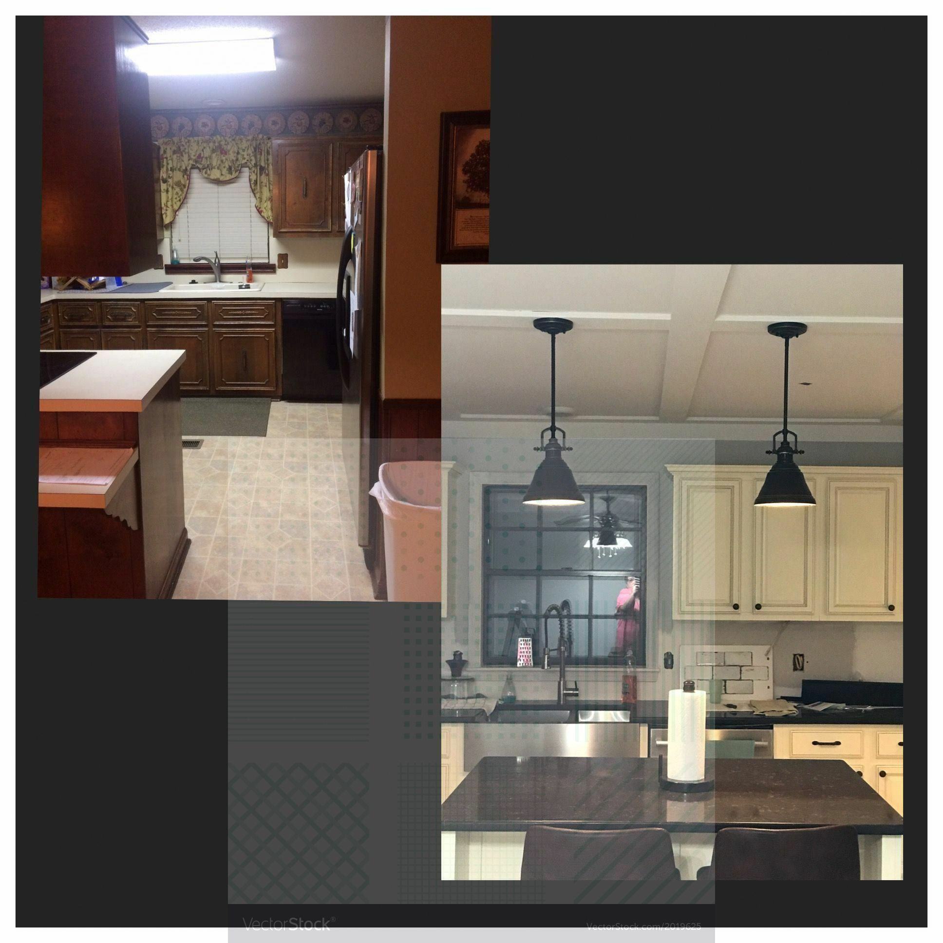 Incredible Kitchen Remodeling Ideas: Incredible Useful Ideas: Split Level Kitchen Remodel Mid