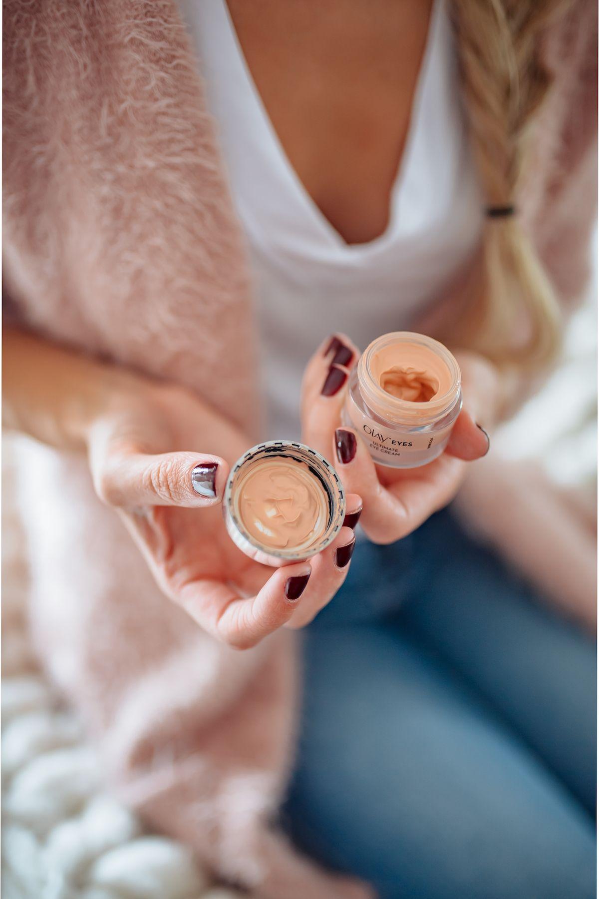 Skincare Review Olay Regenerist Ultimate Eye Cream