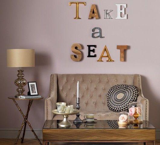altrosa wandfarbe-wände streichen ideen Schlafzimmer Pinterest - streichen schlafzimmer
