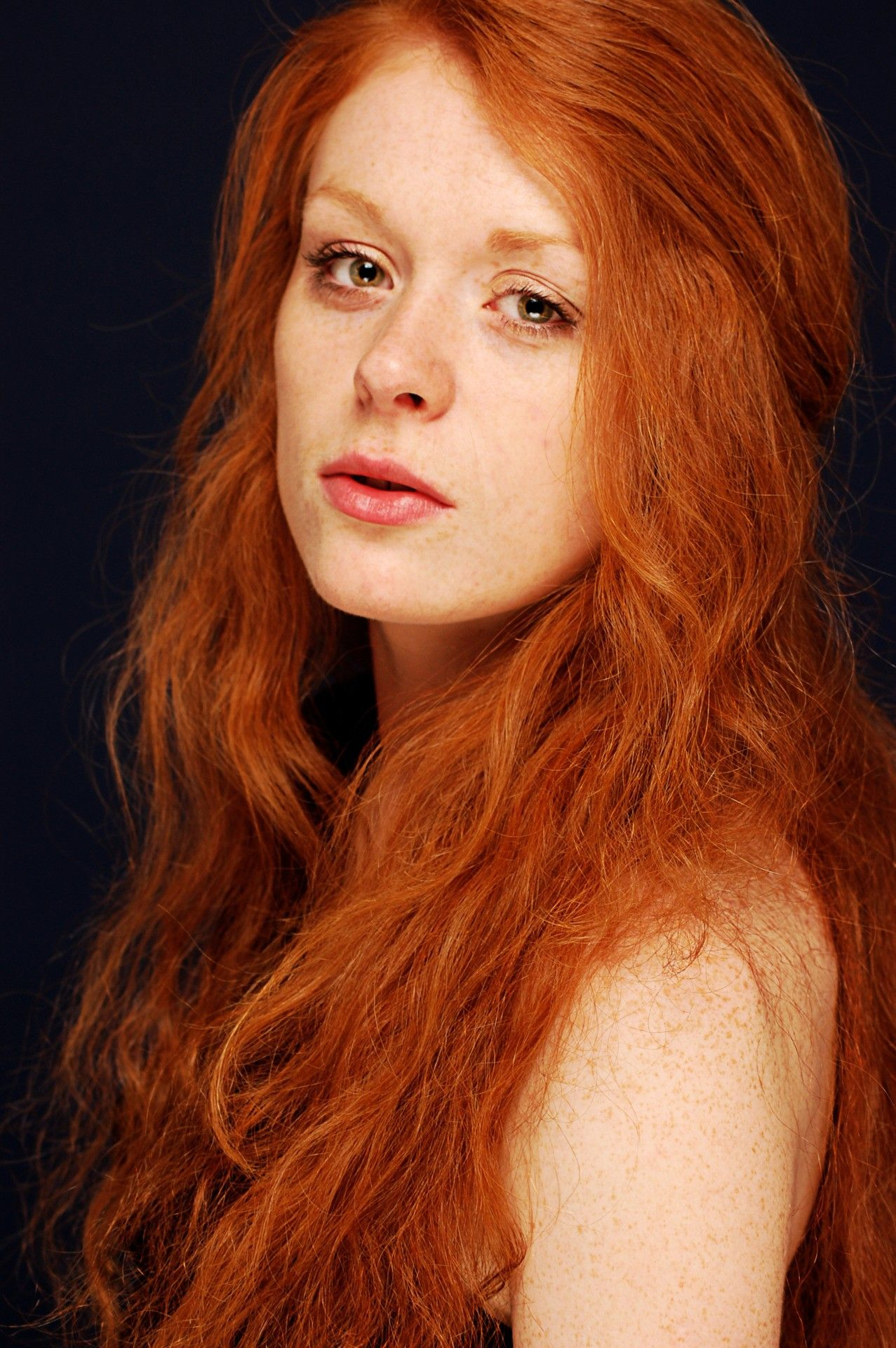 Redheads Freckles Pale Skin Blue Eyes 5 Image By Pirate Cove