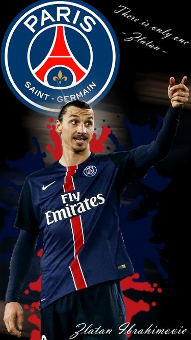 Zlatan Ibrahimovic Psg Wallpaper