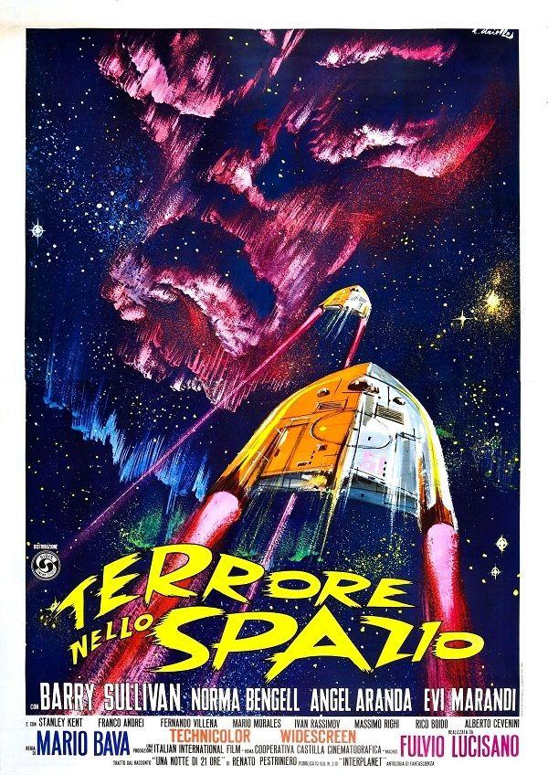 Mario Bava's Planet of the Vampires (1965)