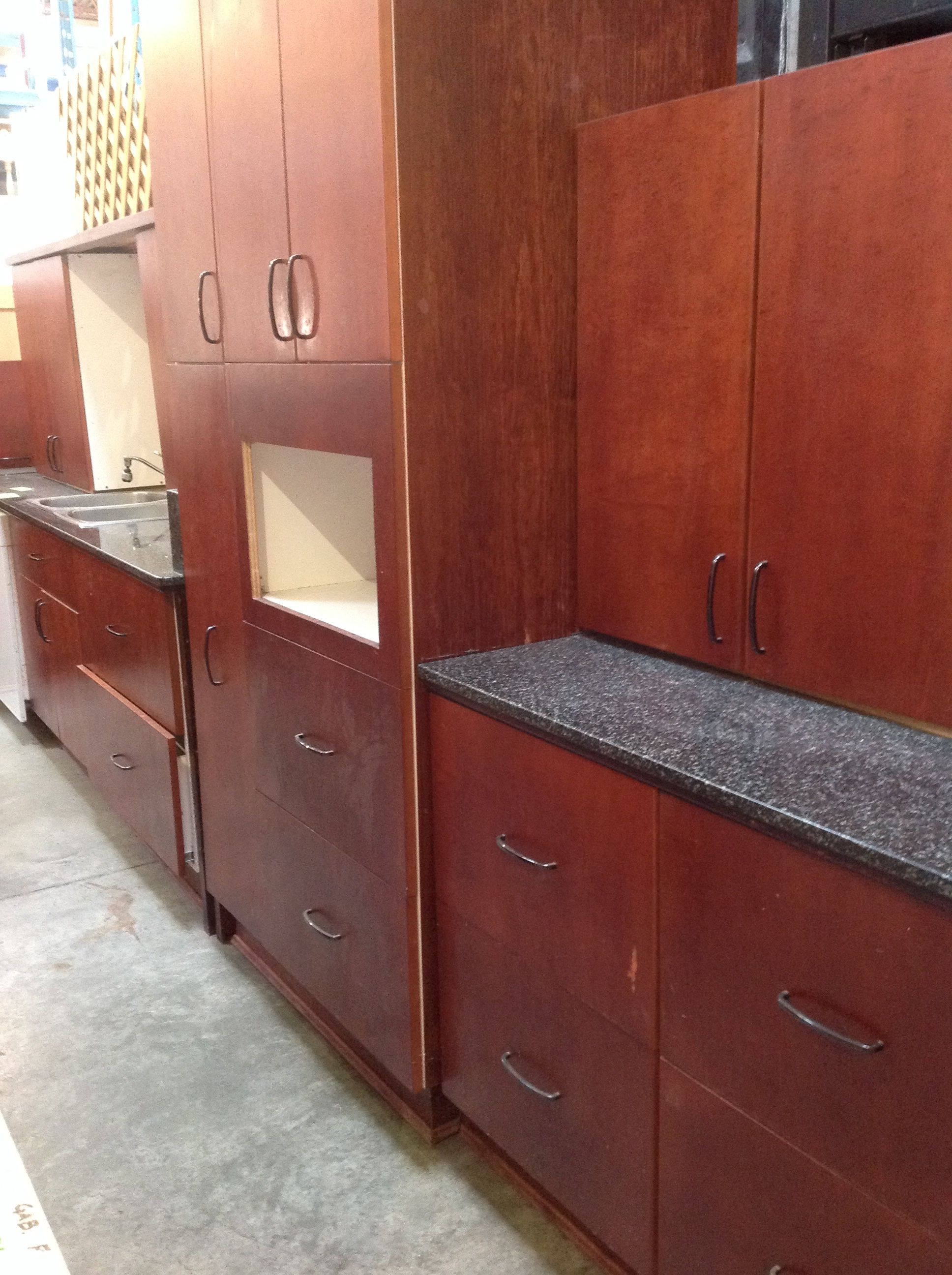 Used Kitchen Cabinets. Chilliwack New and Used Building ...