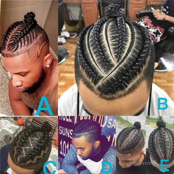 Child Hairstyles, Male Hairstyles, Braid Hairstyles, Black Men Haircuts, Menu0027s  Haircuts, Black Braided Hairstyles, Healthy Hair, Manbun Braids, Man Hair