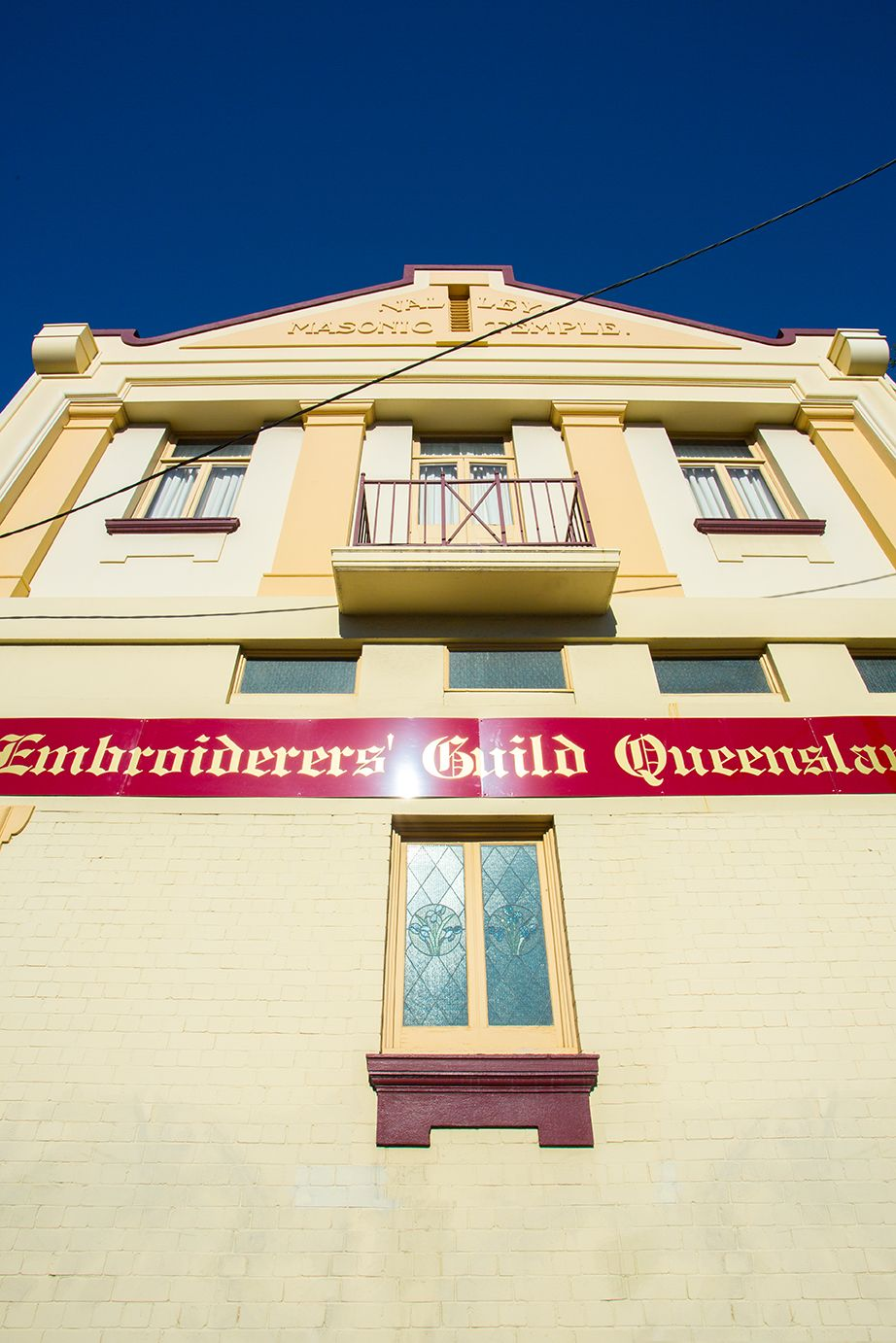 Embroidery classes outdoor structures queensland
