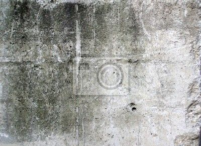 Wall Mural Raw concrete