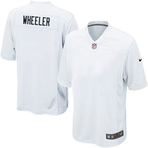 7b9af495a Men Nike Oakland Raiders Philip Wheeler Limited White NFL Jersey Sale Raiders  Bo Jackson 34 jersey