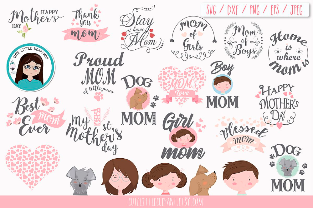 Download Mothers Day Svg Bundle Cliparts Mother Day Mothers Quotes 233104 Svgs Design Bundles Mothers Day Quotes Mother Quotes Be An Example Quotes