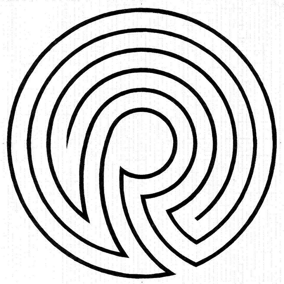 Artist Modern Daedalus I Love Labyrinths Pinterest Maze Circuit Classical Labyrinth From A 5circuit Chartres Garden Mandala Labrynth Yard Ideas