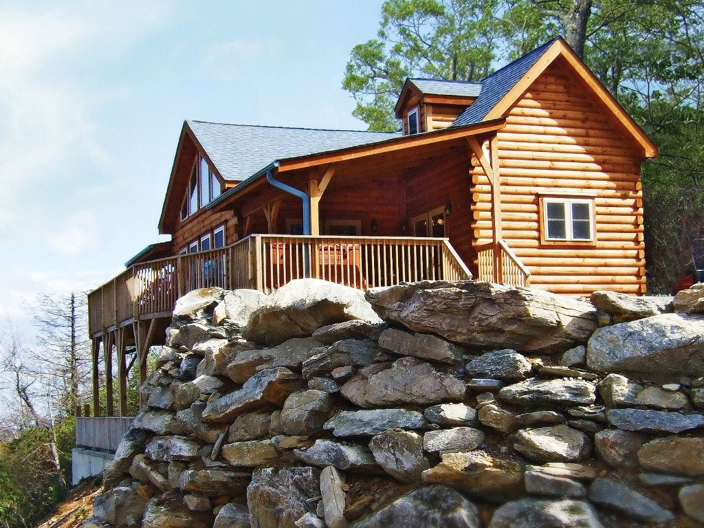 cabin plains tellico crazybear cherohala rental weekend cabins rentals