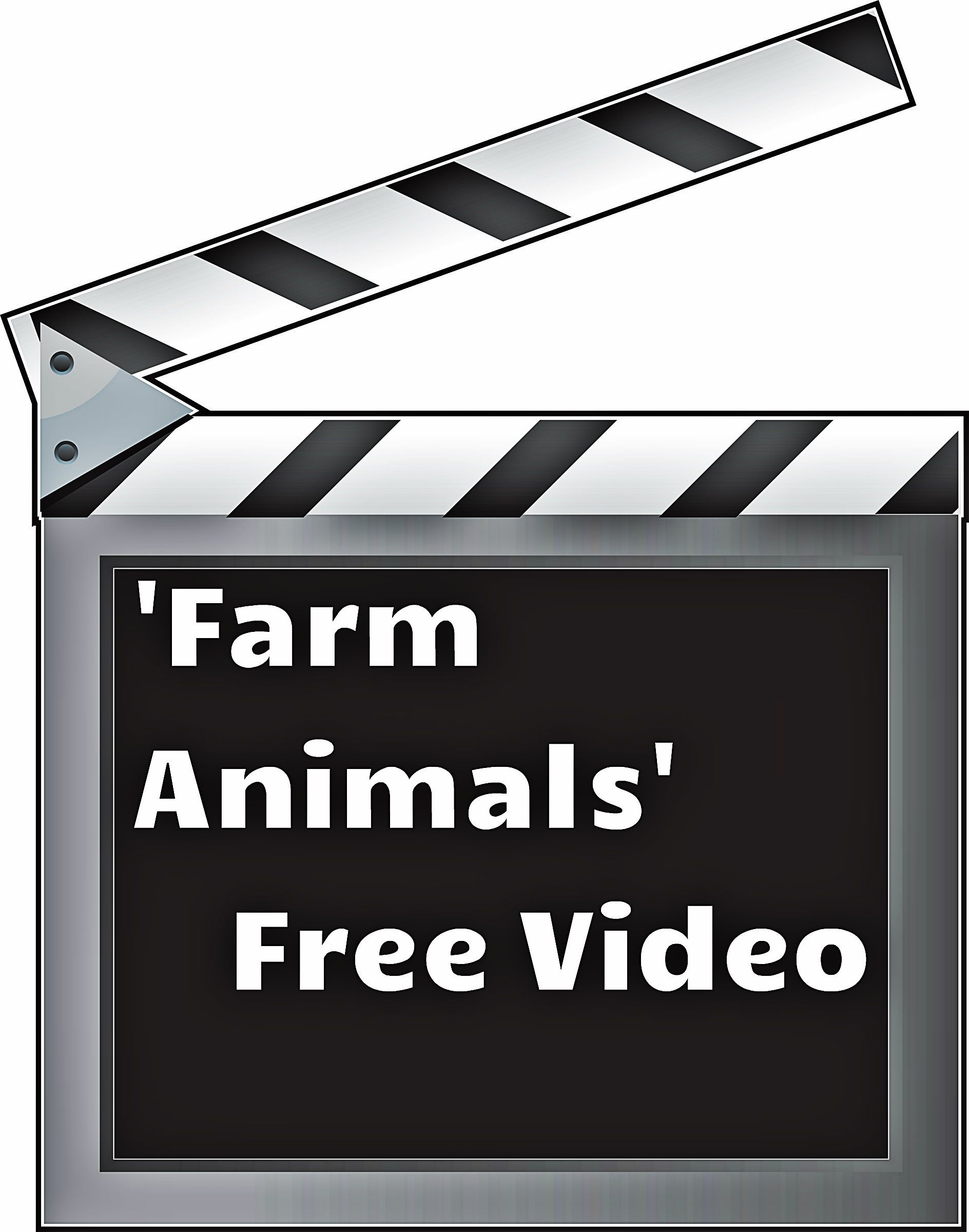 Great Video To Educate Young Children About Farm Animals And Their Babies Free