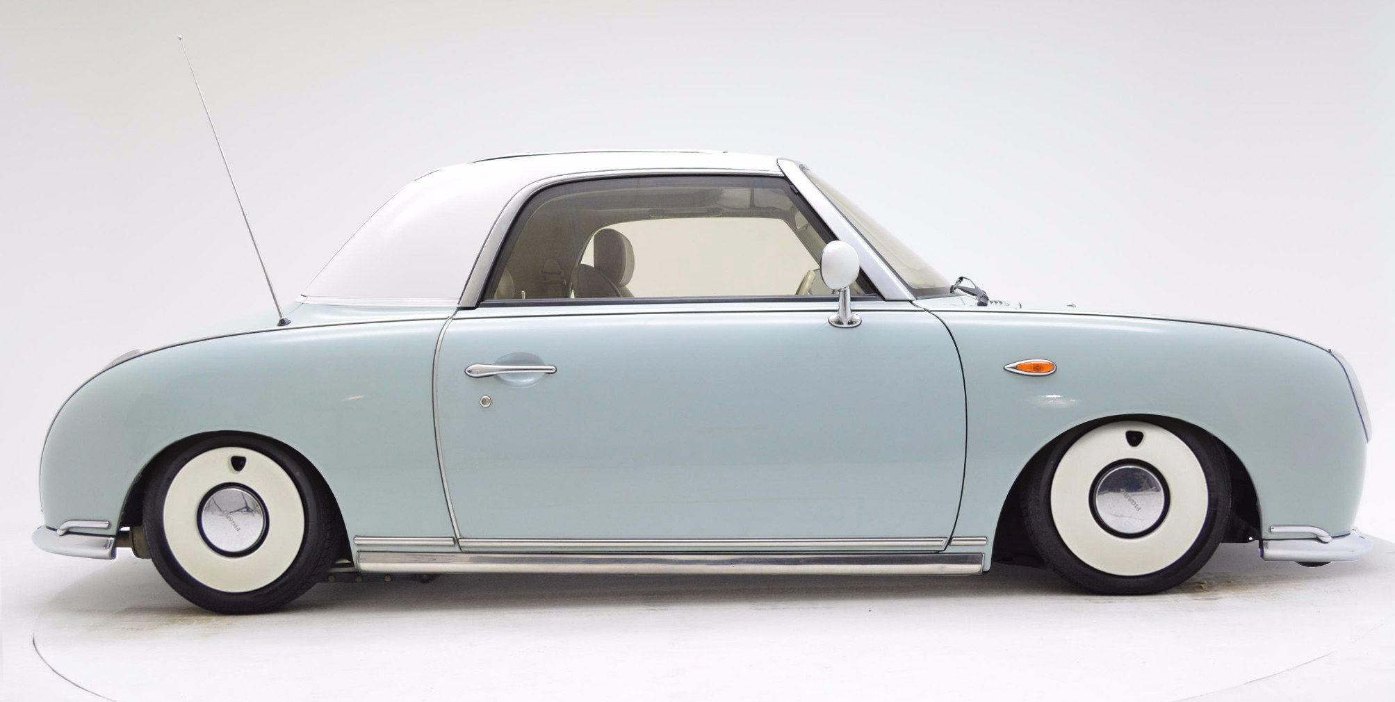 1991 Nissan Figaro 名車 日産