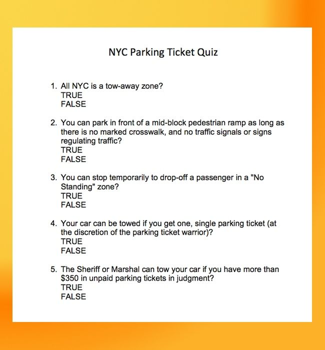 What You Don T Know About Nyc Parking Rules And Regulations Will Hurt You Traffic Signal Parking Tickets Nyc