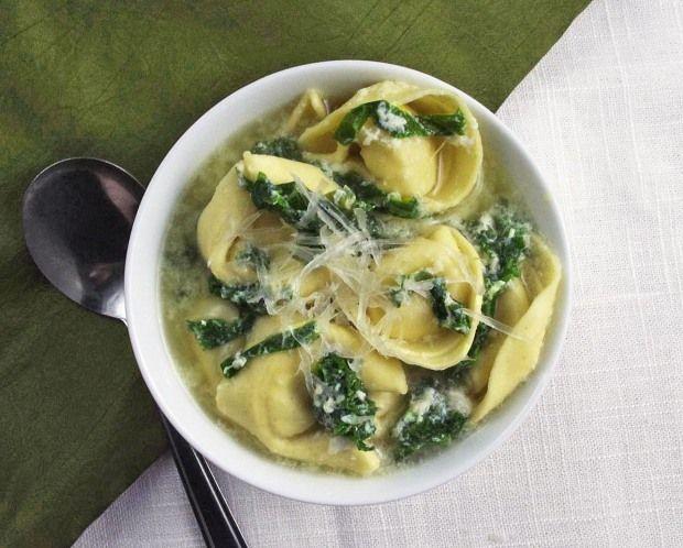 Stracciatella     sort of | Foodie | Food, Soup
