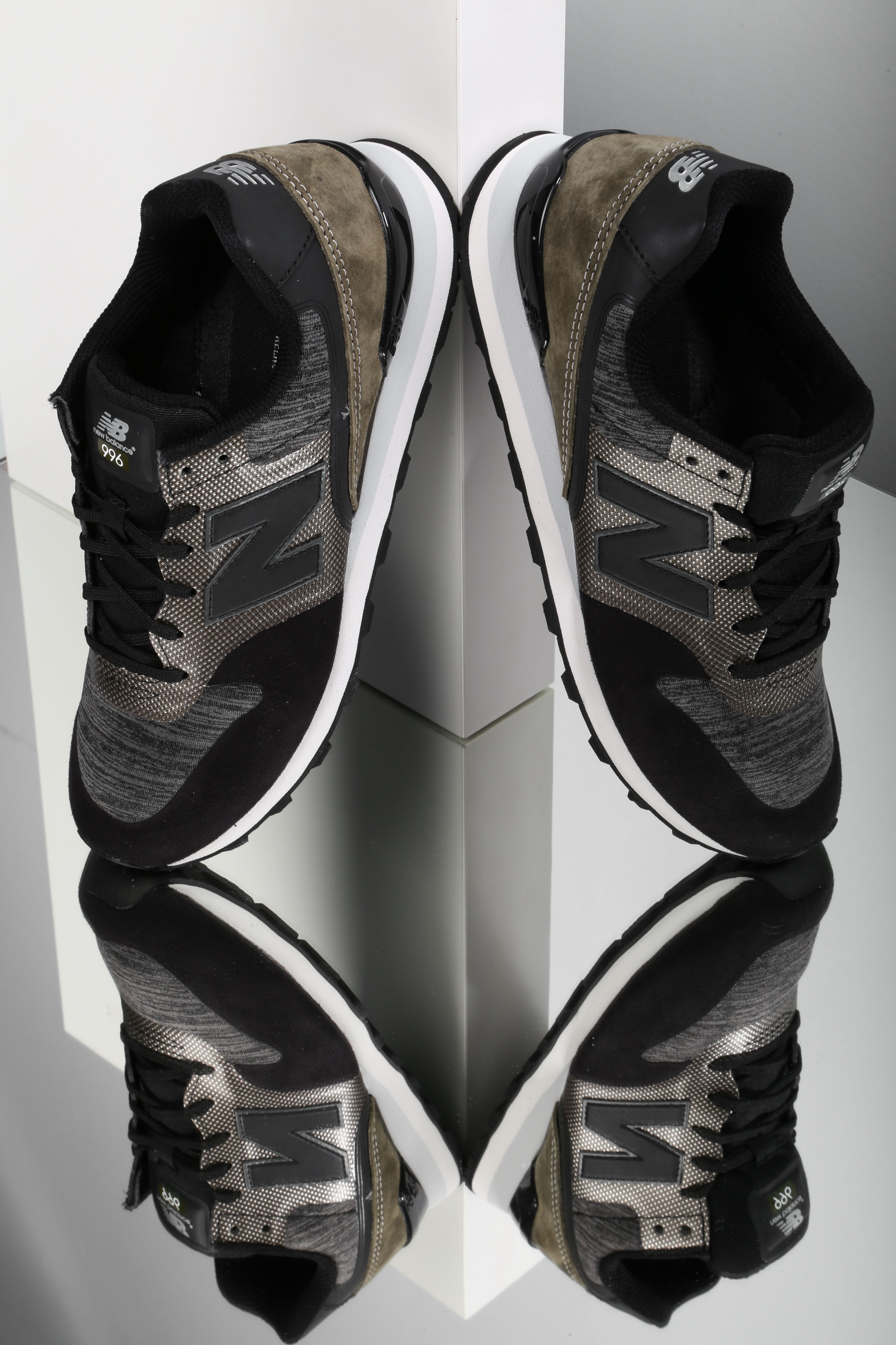 zapatos new balance hombre zapatillas bajas modelo 996