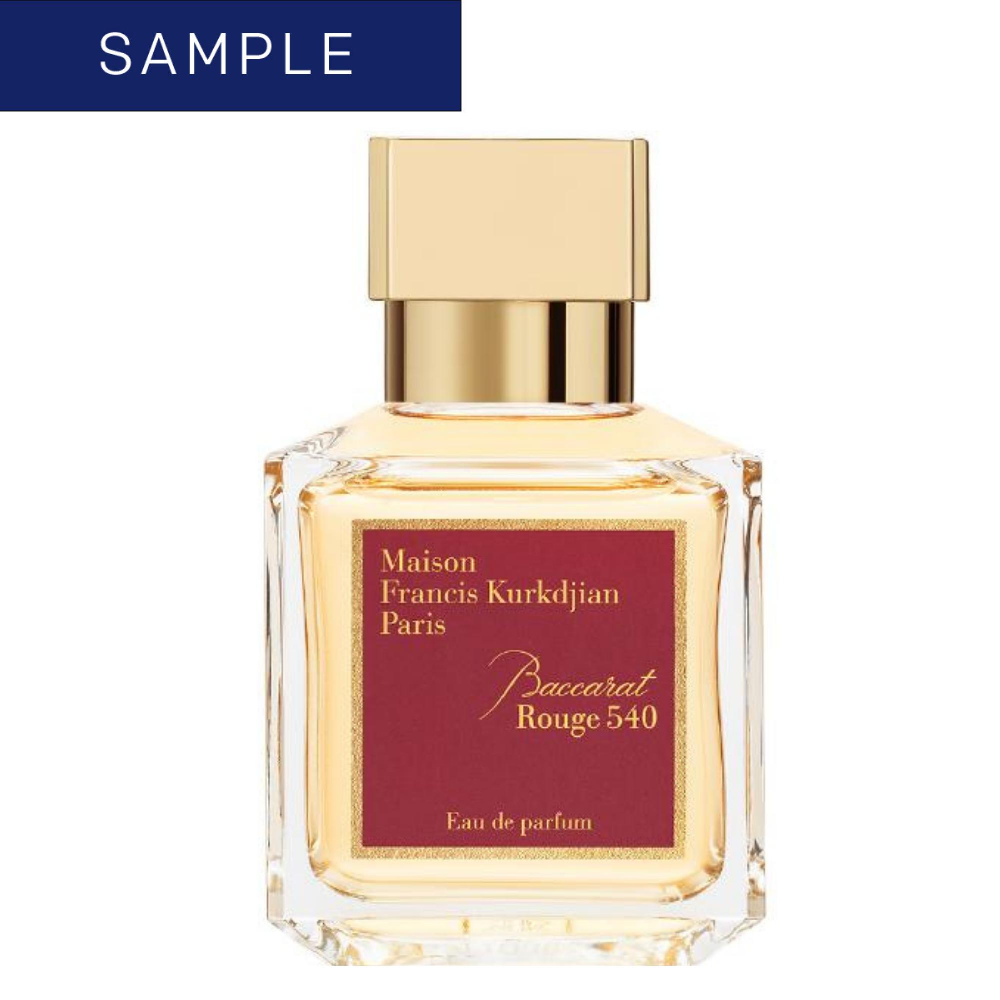 Sample   Baccarat Rouge 20 Eau De Parfum in 20   Perfume, Eau ...