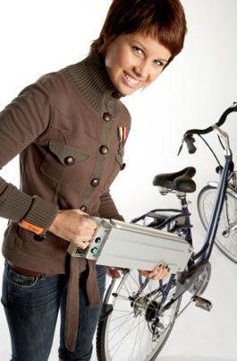 Trendsetter: De e-bike is niet (alleen) voor vermoeide benen. SeniorenNet - de startpagina voor senioren: de actieve 50-plussers