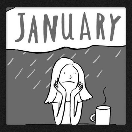 Ways to Beat the January Blues - GoneDigging Blog